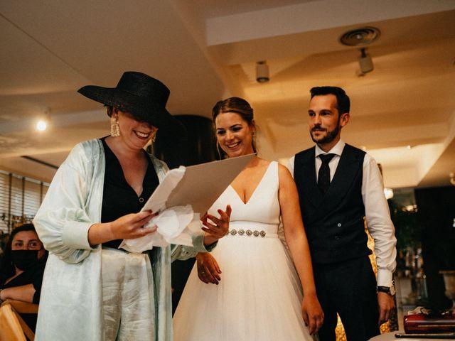La boda de Sergio y Antia en Santiago De Compostela, A Coruña 125