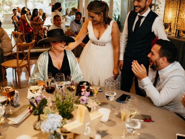 La boda de Sergio y Antia en Santiago De Compostela, A Coruña 127