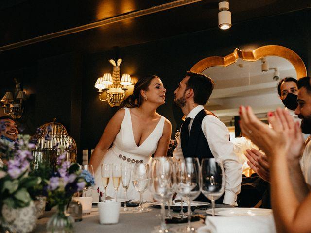 La boda de Sergio y Antia en Santiago De Compostela, A Coruña 131