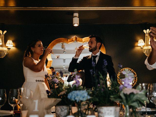 La boda de Sergio y Antia en Santiago De Compostela, A Coruña 135