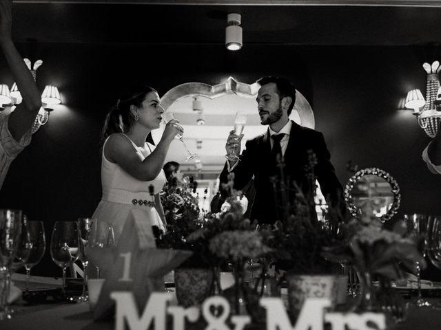 La boda de Sergio y Antia en Santiago De Compostela, A Coruña 136