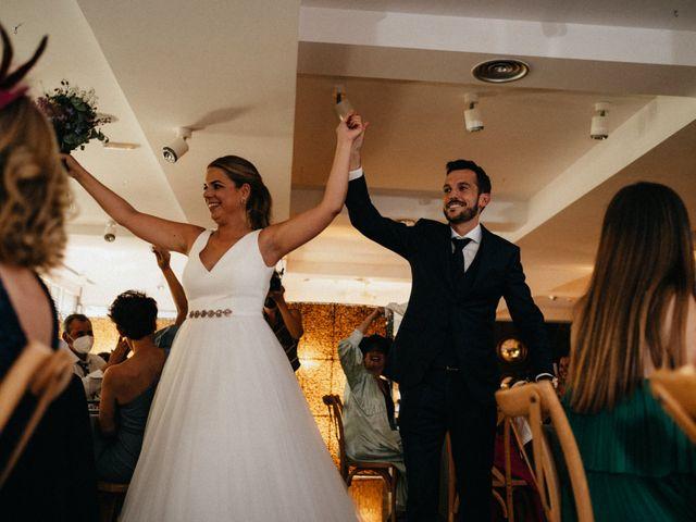 La boda de Sergio y Antia en Santiago De Compostela, A Coruña 143