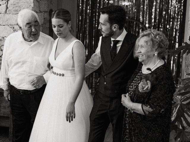 La boda de Sergio y Antia en Santiago De Compostela, A Coruña 170
