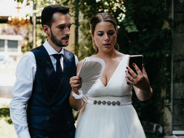 La boda de Sergio y Antia en Santiago De Compostela, A Coruña 195