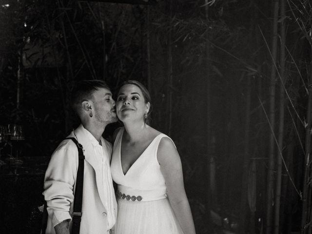 La boda de Sergio y Antia en Santiago De Compostela, A Coruña 201