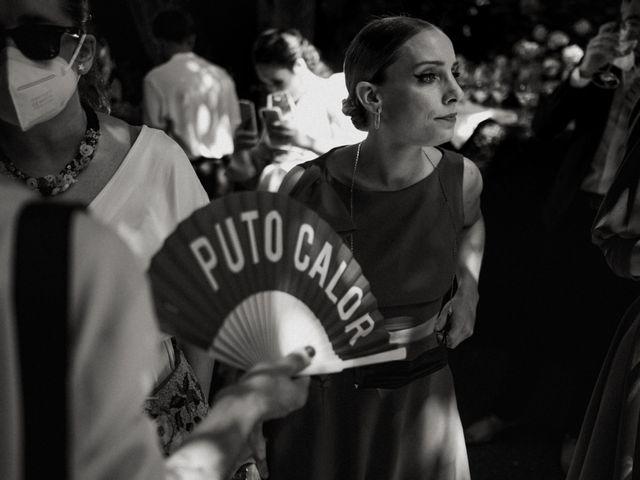 La boda de Sergio y Antia en Santiago De Compostela, A Coruña 207