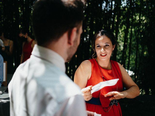 La boda de Sergio y Antia en Santiago De Compostela, A Coruña 209