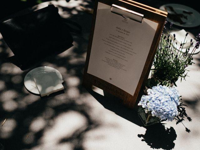 La boda de Sergio y Antia en Santiago De Compostela, A Coruña 211