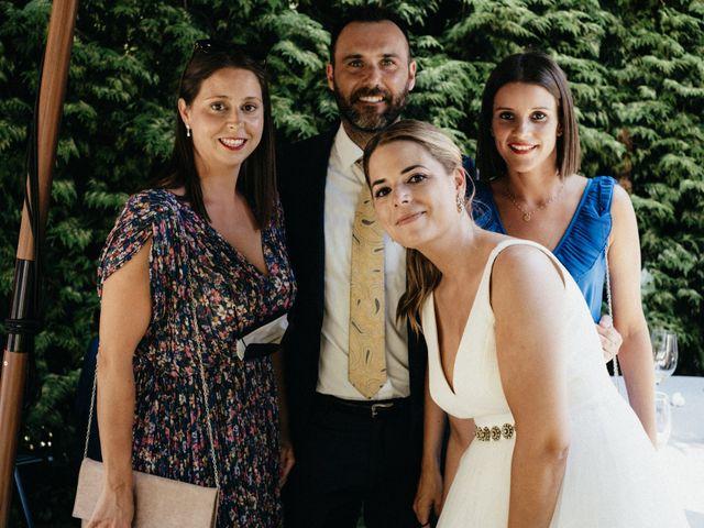 La boda de Sergio y Antia en Santiago De Compostela, A Coruña 249