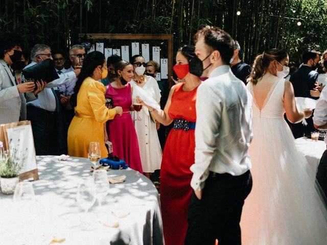 La boda de Sergio y Antia en Santiago De Compostela, A Coruña 261