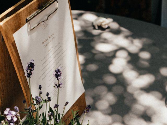 La boda de Sergio y Antia en Santiago De Compostela, A Coruña 263