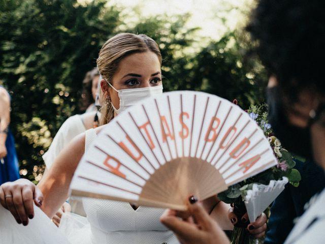 La boda de Sergio y Antia en Santiago De Compostela, A Coruña 268