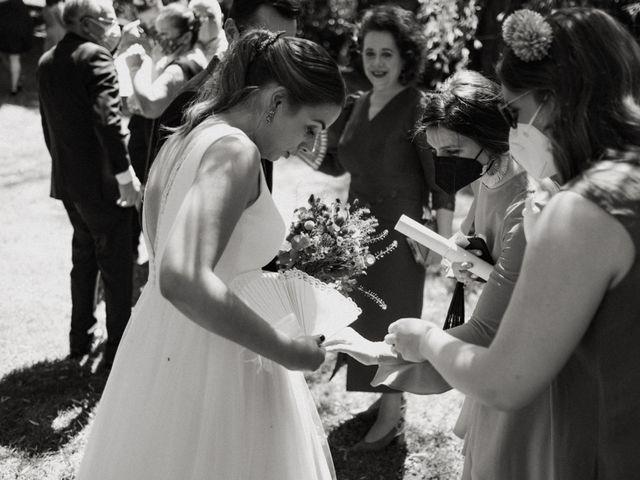 La boda de Sergio y Antia en Santiago De Compostela, A Coruña 306