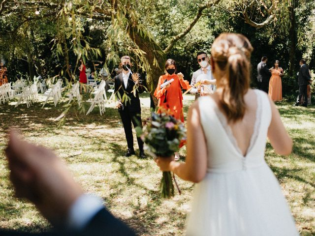 La boda de Sergio y Antia en Santiago De Compostela, A Coruña 308
