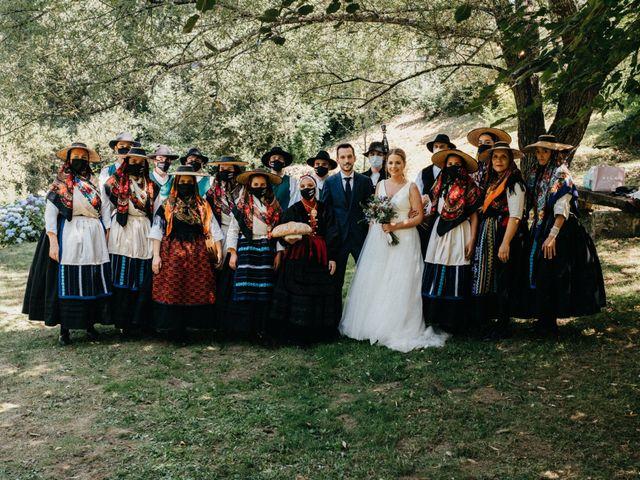 La boda de Sergio y Antia en Santiago De Compostela, A Coruña 311