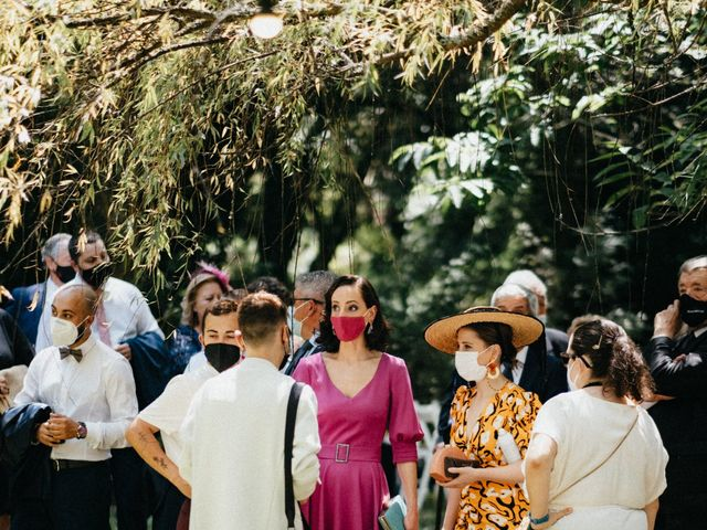 La boda de Sergio y Antia en Santiago De Compostela, A Coruña 312