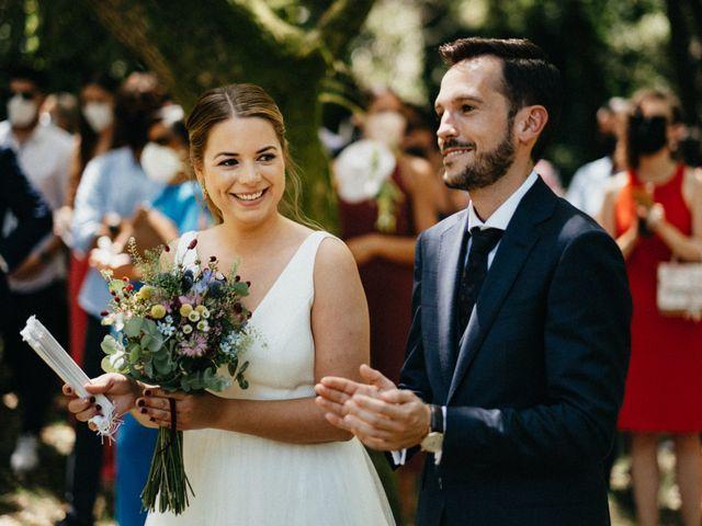 La boda de Sergio y Antia en Santiago De Compostela, A Coruña 313