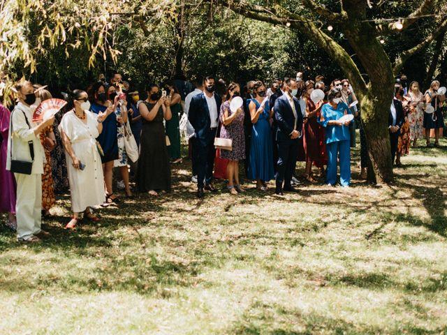 La boda de Sergio y Antia en Santiago De Compostela, A Coruña 319