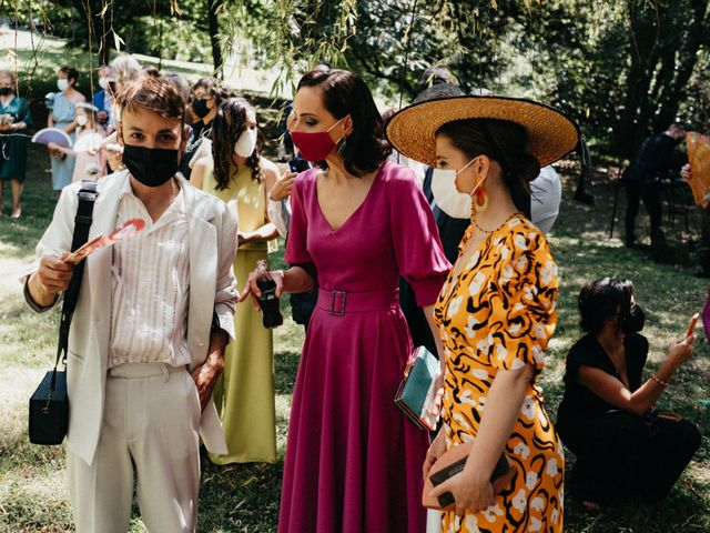 La boda de Sergio y Antia en Santiago De Compostela, A Coruña 328