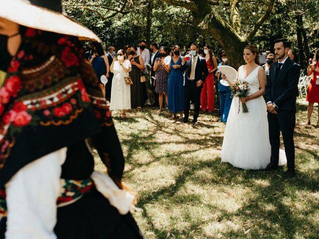 La boda de Sergio y Antia en Santiago De Compostela, A Coruña 332