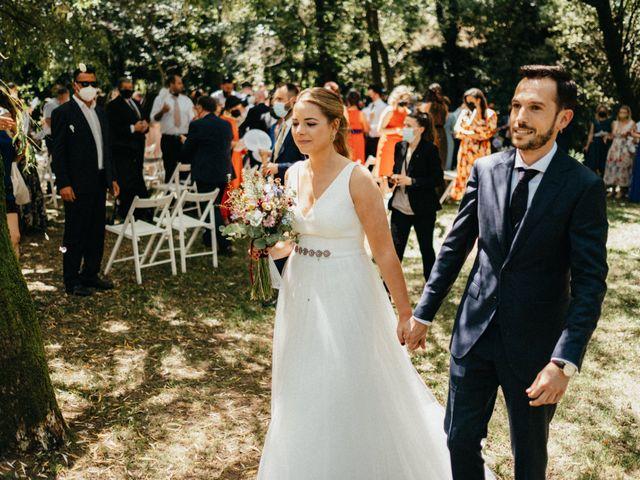 La boda de Sergio y Antia en Santiago De Compostela, A Coruña 338