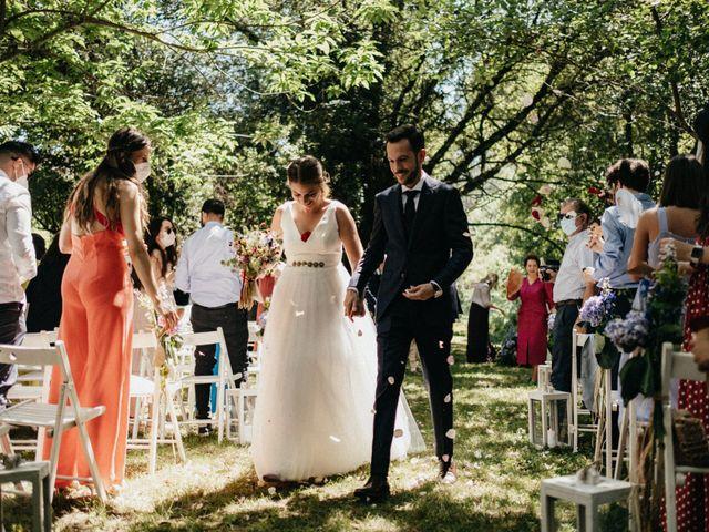 La boda de Sergio y Antia en Santiago De Compostela, A Coruña 341