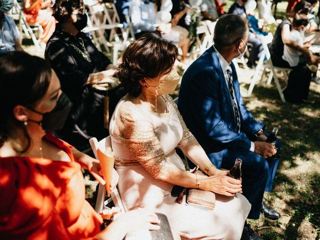 La boda de Sergio y Antia en Santiago De Compostela, A Coruña 356