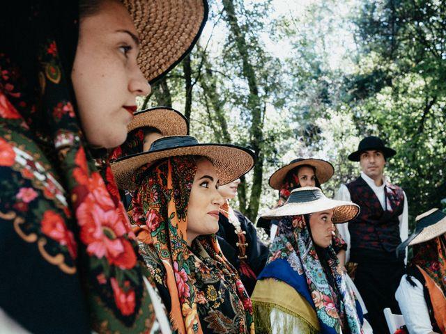 La boda de Sergio y Antia en Santiago De Compostela, A Coruña 364