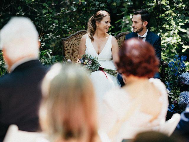 La boda de Sergio y Antia en Santiago De Compostela, A Coruña 366