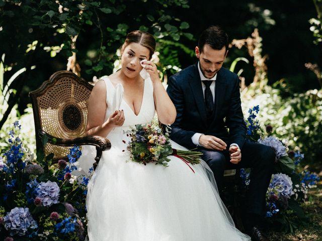 La boda de Sergio y Antia en Santiago De Compostela, A Coruña 2