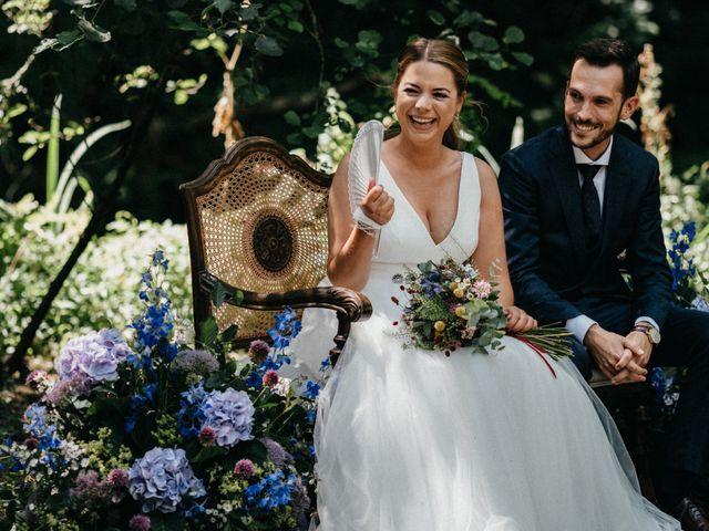 La boda de Sergio y Antia en Santiago De Compostela, A Coruña 374