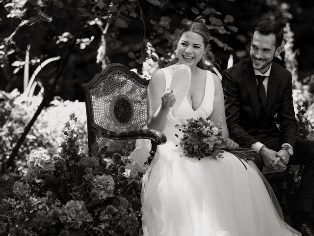 La boda de Sergio y Antia en Santiago De Compostela, A Coruña 375
