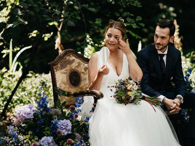 La boda de Sergio y Antia en Santiago De Compostela, A Coruña 376