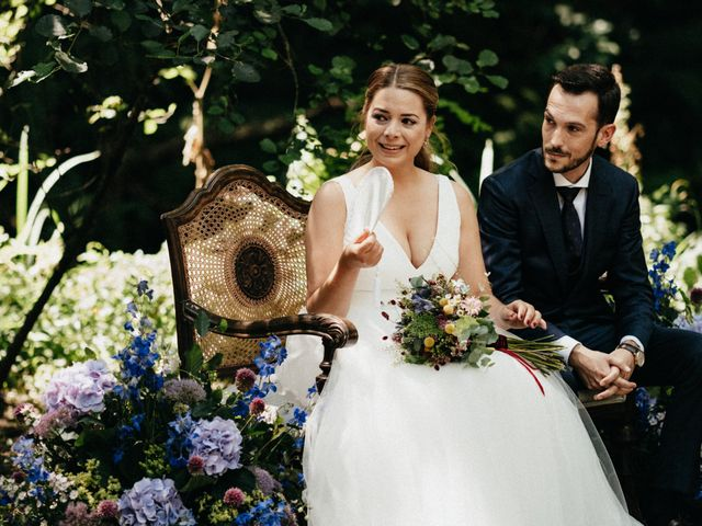 La boda de Sergio y Antia en Santiago De Compostela, A Coruña 377