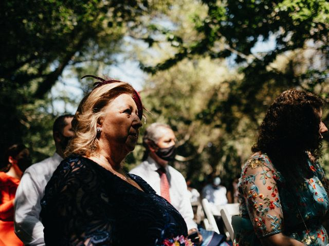 La boda de Sergio y Antia en Santiago De Compostela, A Coruña 383
