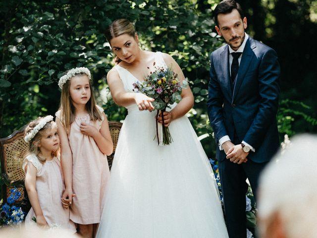 La boda de Sergio y Antia en Santiago De Compostela, A Coruña 392