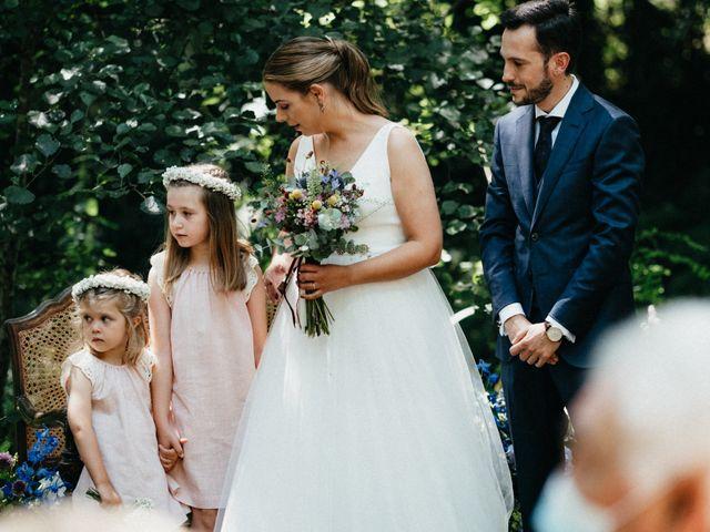 La boda de Sergio y Antia en Santiago De Compostela, A Coruña 393