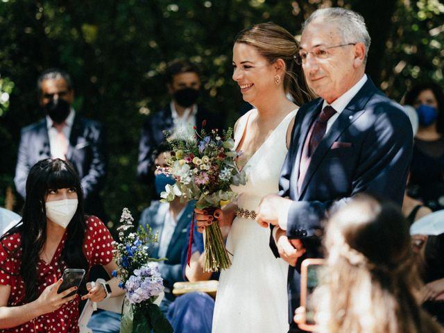 La boda de Sergio y Antia en Santiago De Compostela, A Coruña 397
