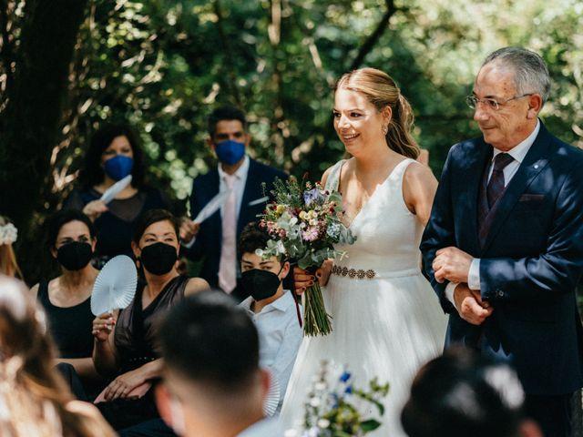 La boda de Sergio y Antia en Santiago De Compostela, A Coruña 398