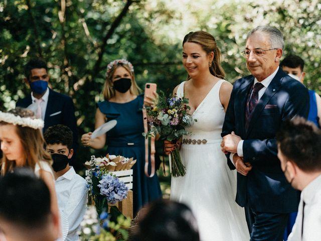 La boda de Sergio y Antia en Santiago De Compostela, A Coruña 399