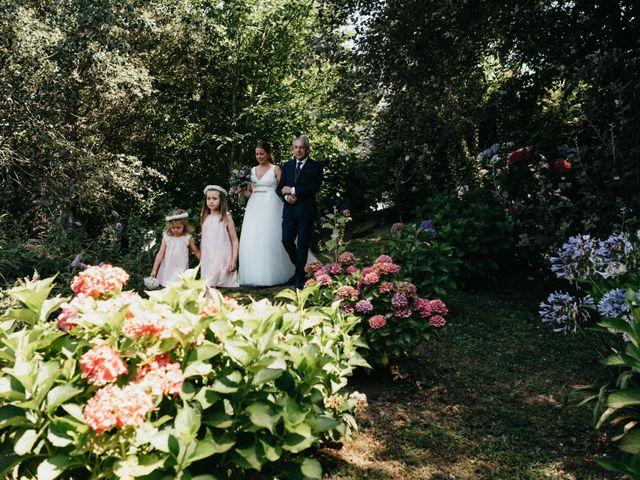 La boda de Sergio y Antia en Santiago De Compostela, A Coruña 405