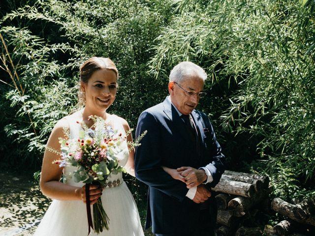 La boda de Sergio y Antia en Santiago De Compostela, A Coruña 408