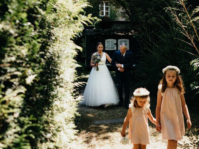 La boda de Sergio y Antia en Santiago De Compostela, A Coruña 410