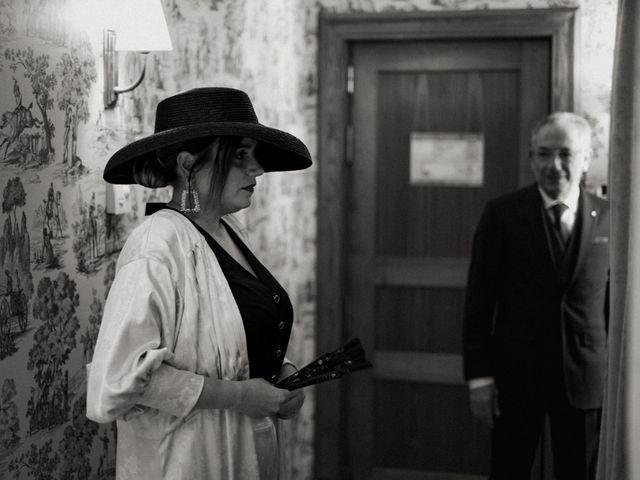 La boda de Sergio y Antia en Santiago De Compostela, A Coruña 424