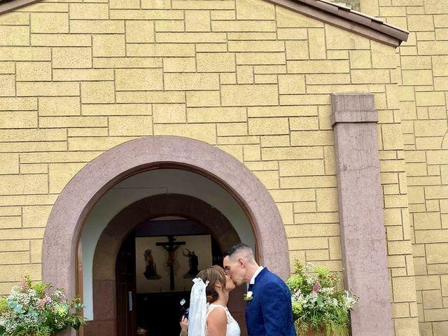 La boda de Javier y Cristina en Vega (Gijon), Asturias 1