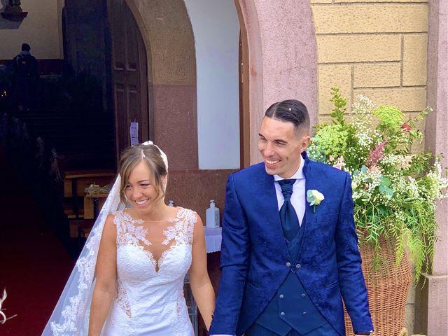 La boda de Javier y Cristina en Vega (Gijon), Asturias 3