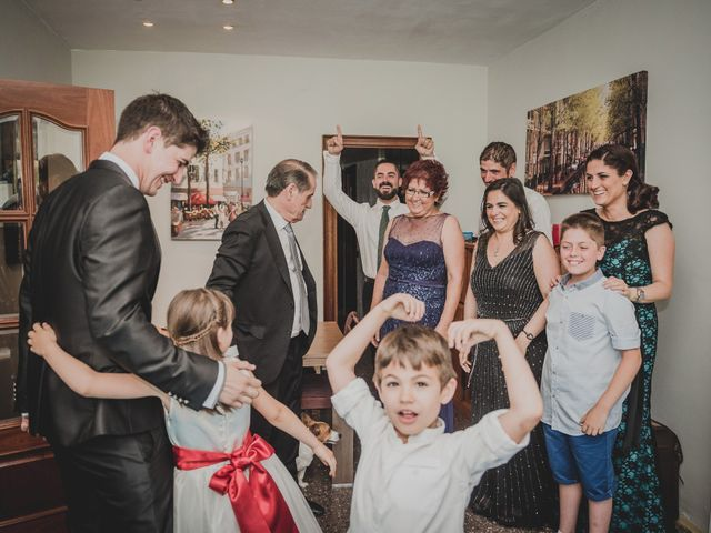La boda de Jordi y Paula en Palau De Plegamans, Barcelona 8