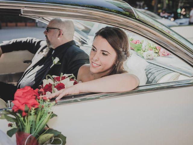 La boda de Jordi y Paula en Palau De Plegamans, Barcelona 23