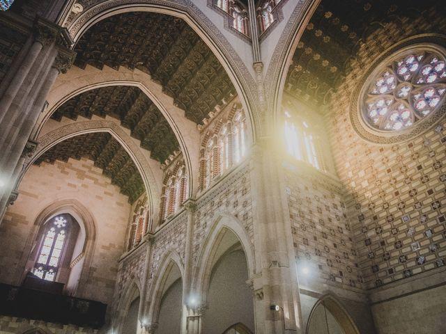 La boda de Jordi y Paula en Palau De Plegamans, Barcelona 27