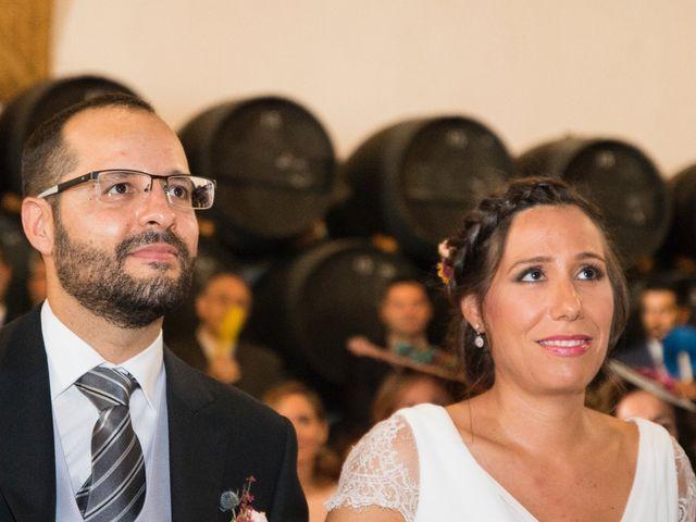 La boda de Sergio y Cristina en Jerez De La Frontera, Cádiz 1